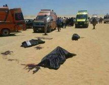 Παγκόσμιο σοκ:Νέο πολύνεκρο χτύπημα στην Αίγυπτο