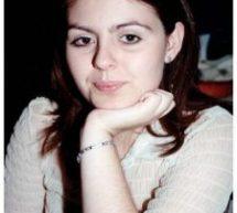 Έφυγε από τη ζωή η 35χρονη Αριάδνη Θάνου-Καπέλα