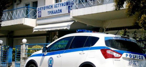 Tρίκαλα – Σύλληψη για όπλο και ναρκωτικά