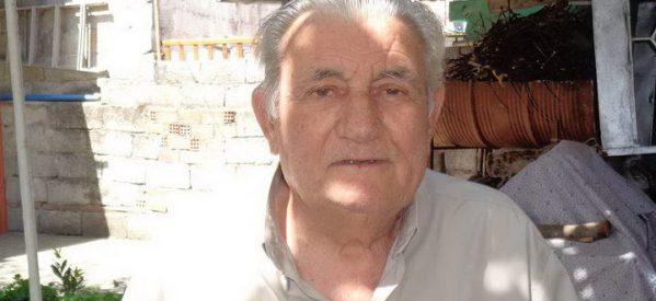 'Εφυγε από τη ζωή ο παλαίμαχος κομμουνιστής Μηνάς Μακρής