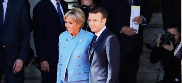 Γαλλία: Ο Ολάντ παρέδωσε στον Μακρόν κάτω από δρακόντεια μέτρα ασφαλείας