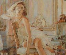 Η σπουδαία έκθεση ζωγραφικής του δικηγόρου Νίκου Ζάχου στο Μουσείο Τσιτσάνη