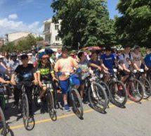 Με επιτυχία ο 21ος ποδηλατικός λαϊκός γύρος Τρικάλων στη μνήμη του Βασίλη Τσαρουχά
