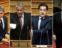 Σκάνδαλο Ντυνάν: Σαμαρά, Άδωνι, Βορίδη και Λοβέρδο καρφώνει ο Μαρτίνης
