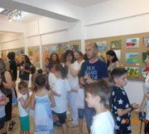 12η ετήσια έκθεση Παιδικής ζωγραφικής από τα Εικαστικά Εργαστήρια «Προβίδα»
