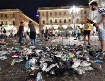 Τορίνο: Έως και 1.000 άνθρωποι ποδοπατήθηκαν στην κεντρική πλατεία