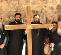 Ιερά Αγρυπνία στον Πανάγιο Τάφο από τον Μητροπολίτη Τρίκκης και Σταγών Χρυσόστομο