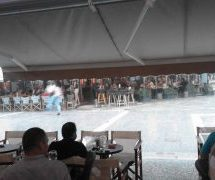 Νέα επιδείνωση του καιρού στα Τρίκαλα