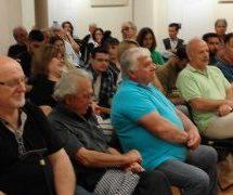 Με επιτυχία η εκδήλωση του ΚΚΕ Τρικάλων για τα 50 χρόνια από τη χούντα