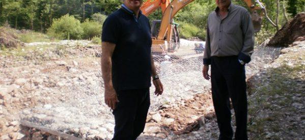 Αντιπλημμυρικά έργα σε χείμαρρους του Ασπροποτάμου προωθεί η Περιφέρεια Θεσσαλίας