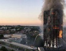 Ασύλληπτη τραγωδία: Στους 58 ανέβηκε ο αριθμός των νεκρών της φωτιάς στο Λονδίνο