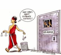 Συγκέντρωση αλληλεγγύης σε Ηριάννα και Περικλή!– Όταν η αδικία γίνεται νόμος τότε η αντίσταση γίνεται καθήκον!