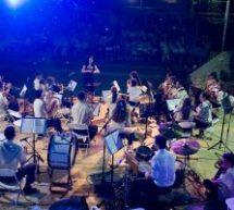 Συμμετοχή στη Συμφωνική Ορχήστρα Νέων Τρικάλων