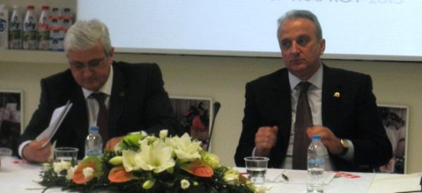 Από την οικογένεια Σαράντη δωρεά 20 πλήρως εξοπλισμένων Μονάδων Εντατικής Θεραπείας (ΜΕΘ) και ιατρικό φαρμακευτικό υλικό ύψους 1.000.000 ευρώ