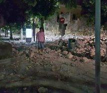 Συγκλονιστικό βίντεο από τη στιγμή του φονικού σεισμού (Video)