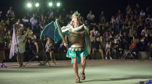Δημήτρης Καλαντζής , ο τζέντλεμαν της δρομικής κοινότητας , ο ξανθός άγγελος από τα Τρίκαλα