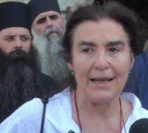 Λυδία Κονιόρδου : ζητούμενο είναι η αρμονική συνύπαρξη στα Μετέωρα