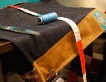 Στα Τρίκαλα μία δημιουργική, παραγωγική μονάδα  εφοδιάζει με χειροποίητες ποδιές εργασίας επαγγελματίες σε όλο τον κόσμο