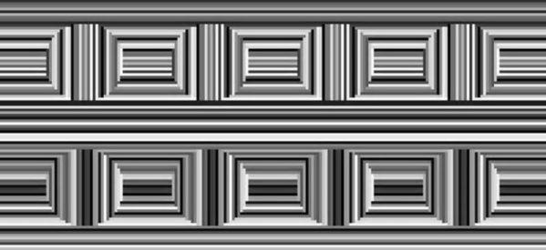Χαμός στο διαδίκτυο με νέα οπτική ψευδαίσθηση: Εσείς βλέπετε τους 16 κύκλους στην εικόνα;