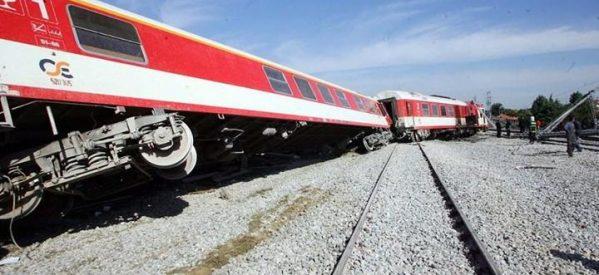 Κλειστή θα παραμείνει η σιδηροδρομική γραμμή λόγω εκτροχιασμού τρένου κοντά στο Δομοκό