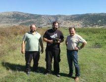 Διάσωση γερακίνας από τον Κυνηγετικό Σύλλογο Τρικάλων