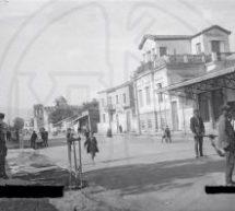 Η οδός Στρ. Σαράφη
