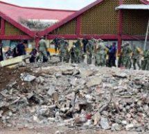 Τουλάχιστον 59 οι νεκροί από τον μεγαλύτερο σεισμό του αιώνα στο Μεξικό
