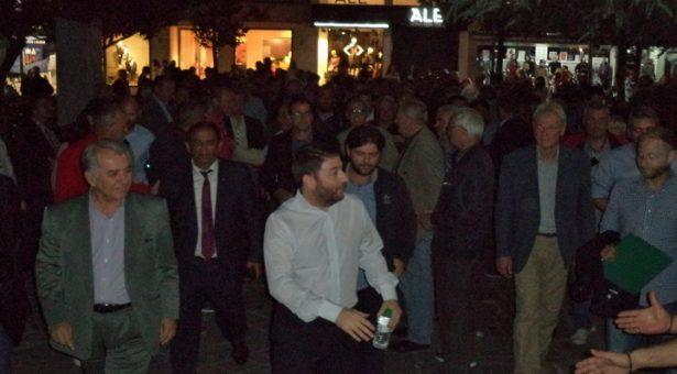Νίκος Ανδρουλάκης από τα Τρίκαλα : Ηρθε η ώρα να αλλάξει σελίδα και γενιά η παράταξη της Κεντροαριστεράς