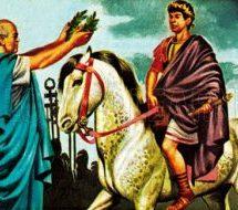 Ο Καλιγούλας διορίζει το άλογό του… βουλευτή