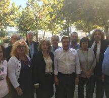 Επίσκεψη Καμίνη στα Τρίκαλα