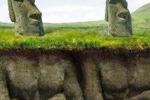 Οι περίφημες κεφαλές του Νησιού του Πασχα έχουν και κρυμμένα σώματα!