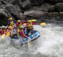 Rafting και Καγιακ στον Ασπροπόταμο