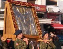 Τα Τρίκαλα τίμησαν τον Άγιο Νικόλαο