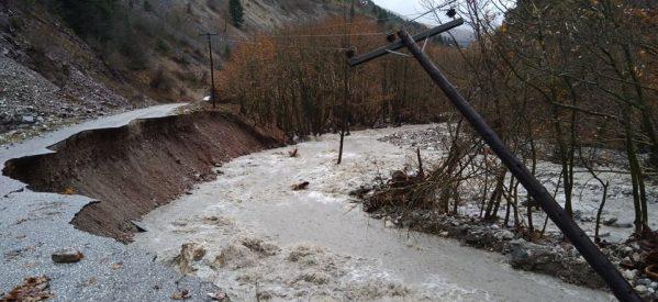 Αγοραστός: Κίνδυνος πλημμύρας αν δεν ολοκληρωθούν τα έργα στον Αχελώο