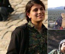Εισβολή Τουρκίας στη Συρία: Οι Κούρδισσες δεν παραδίδουν τα όπλα