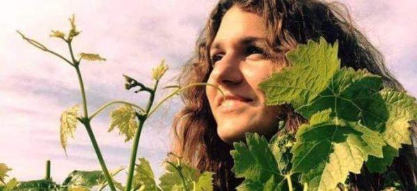 Η 24χρονη  οινολόγος που έφερε την επανάσταση στον κόσμο του κρασιού!