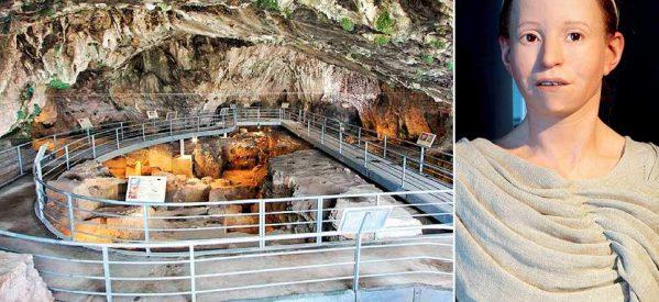 Tρίκαλα – Η γυναίκα που έζησε πριν από 9.000 χρόνια στη Θεόπετρα