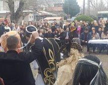 Η αναπαράσταση του παραδοσιακού καραγκούνικου γάμου στα Μεγάλα Καλύβια