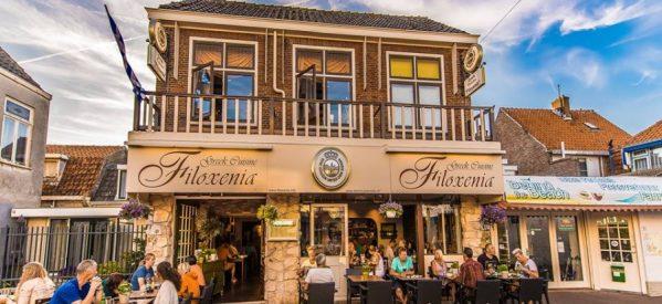 Το Tρικαλινό εστιατόριο στο Άμστερνταμ που διεκδικεί και πάλι το βραβείο πρωτιάς !