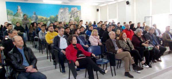 Tρίκαλα – Δ. Μπαξεβανάκης: 70 εκ. ευρώ για εργαστηριακό εξοπλισμό σχολείων