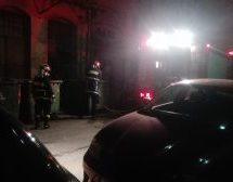 Τρίκαλα – πήρε φωτιά κάδος απορριμάτων.Η πυροσβεστική αντέδρασε άμεσα!