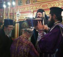 Ο πατήρ Κωνσταντίνος Ζαχαράκης. Μια αναγνωρισμένη προσωπικότητα αρετής, ήθους και προσφοράς προς τον άνθρωπο.
