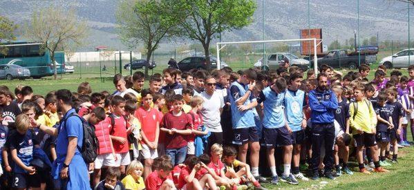 Με μεγάλη επιτυχία το πανελλήνιο πρωτάθλημα παιδικού ποδοσφαίρου το οποίο διοργάνωσε η Δήμητρα Απόλλων