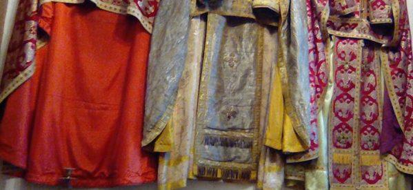 Εγκαίνια εκκλησιαστικού μουσείου στον Νερό Ναό Ζωοδόχου Πηγής  Σαραγίων