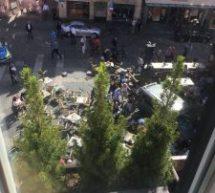 Τρόμος στη Γερμανία: Ημιφορτηγό έπεσε πάνω σε πλήθος στην πόλη Μύνστερ – Τέσσερις νεκροί