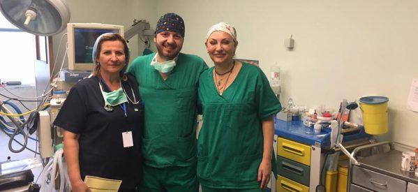 Πλαστική επέμβαση αποκατάστασης μαστού στο νοσοκομείο Τρικάλων