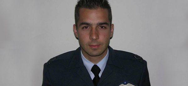 Βυθίστηκε στο πένθος το Μορφοβούνι Kαρδίτσας για τον χαμό του άτυχου πιλότου