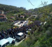 Η Ελλάδα αποχαιρέτησε τον ήρωα σμηναγό Γ. Μπαλταδώρο στο Μορφοβούνι