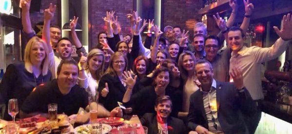 Τρίκαλα – Reunion παλιών συμμαθητών 30 χρόνια μετά