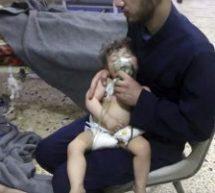 Μακελειό από χημικά στη Συρία